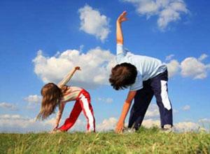 Физическое воспитание в семье