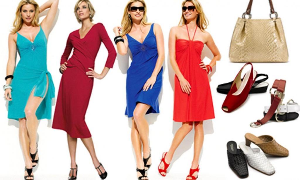 Какой цвет одежды сейчас в моде