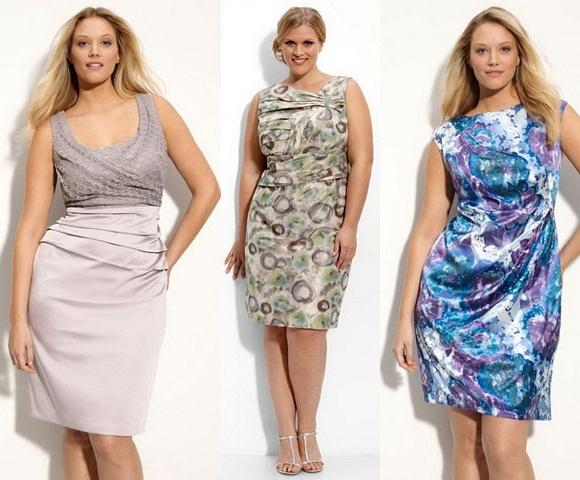 Одежда для полных дам