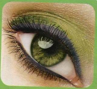 маленькие зеленые глаза