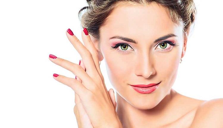 Естественный макияж для зеленых глаз - варианты с фото