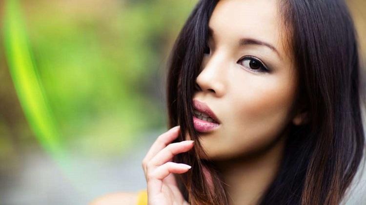 Японский макияж - правила и техника исполнения мейкапа в восточном стиле