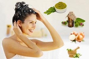 Какие продукты выбрать для приготовления масок для волос от перхоти