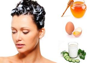Маски для тонких волос в домашних условиях - выбор продуктов