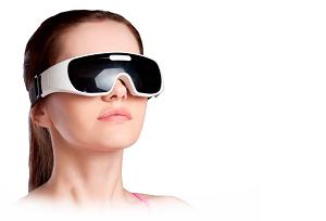 Как выбрать и использовать очки-массажеры для глаз