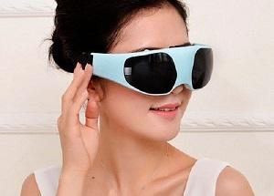 Правила выбора очков-массажеров для глаз - основные характеристики