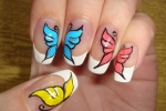 Как сделать рисунки на ногтях акриловыми красками - инструкция для начинающих