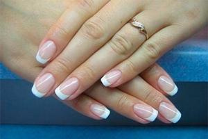 Идеи французского маникюра на короткие ногти