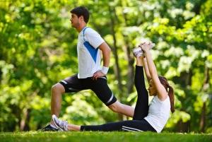 Зарядка и прогулки - популярные укрепляющие иммунитет мероприятия