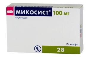 Препарат Микосист для борьбы с молочницей