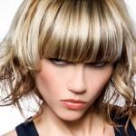 Мелирование на русые волосы - техника и фото