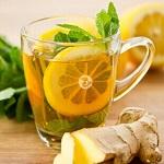 Рецепт приготовления напитка из имбиря и лимона - полезный способ похудеть