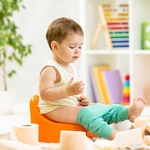 Как быстро самой приучить ребенка к горшку