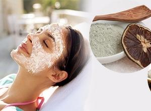 Гоммаж для лица - химический способ очищения кожи