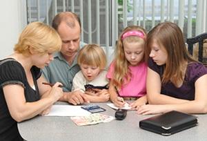 Как правильно планировать семейный бюджет - ощие правила