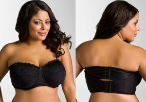 Корректирующее утягивающее белье способно подтянуть грудь