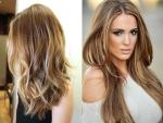 Окрашивание волос в технике шатуш, описание и фото до и после