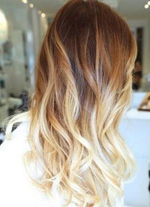 Особенности покраски шатуш на светлых волосах