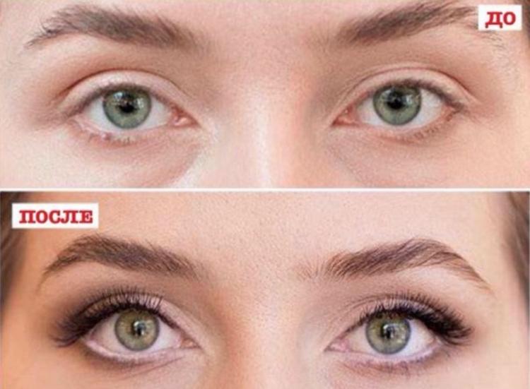 Возможности макияжа для глаз с нависшим веком