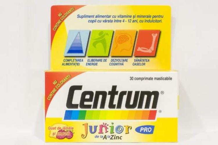 Хорошие детские витамины для иммунитета