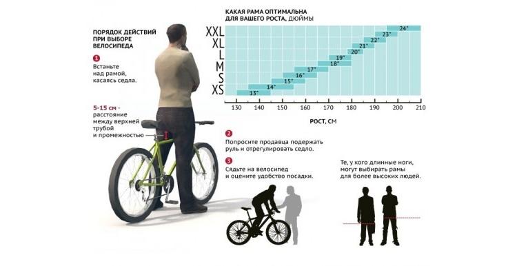 Как выбрать велосипед для взрослого мужчины - простые советы по выбору