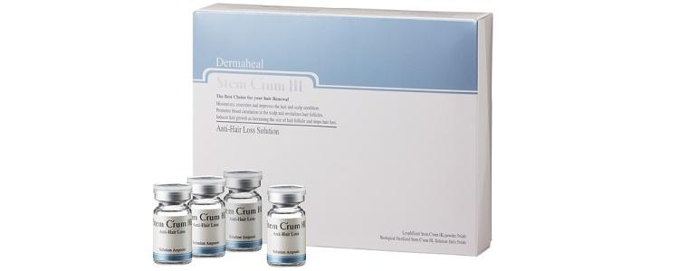 Препарат Дермахил для улучшения структуры волос