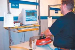 Проверка пылесоса для дома на уровень шума