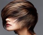 Техника окрашивания балаяж на короткие волосы и ее особенности