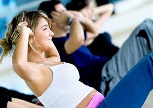 Как убрать обвисший живот после родов - комплекс упражнений