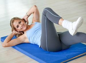 Как восстановить кожу на животе после родов - несколько эффективных упражнений