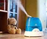 Как выбрать увлажнитель воздуха для детей