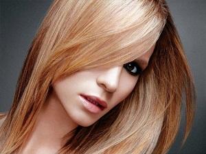Колорирование на светлые волосы - результаты окрашивания с фото