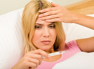 Признаки и симптомы воспаления яичников и придатков у женщин