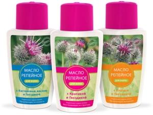 Противопоказания и побочные эффекты репейного масла для волос, отзывы
