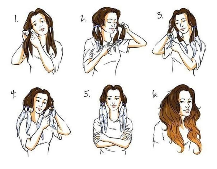 Омбре на темные волосы: как сделать дома самой, фото