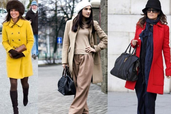 С чем можно носить головной убор, к какому пальто для женщин подойдет