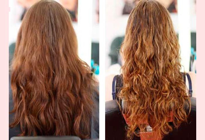 Техника мелирования рыжих волос на фото до и после