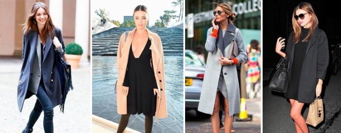 Как подобрать верхнюю одежду для базового гардероба женщины 30 лет