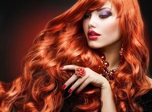 Как покрасить волосы в рыжий цвет и особенности такого окрашивания