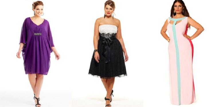 Как выбрать вечернее платье для полных женщин - несколько рекомендаций
