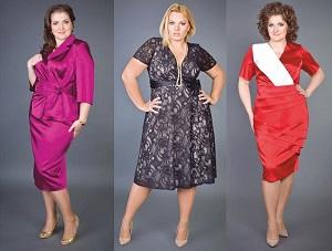 Какие аксессуары подойдут к платью на юбилей для полных женщин