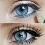 Макияж для голубых глаз - лучшие варианты