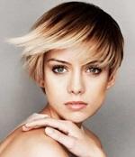 Окрашивание балаяж на короткие волосы - несколько вариантов покраски