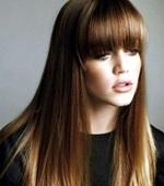 Окрашивание балаяж на темные волосы - особенности методики