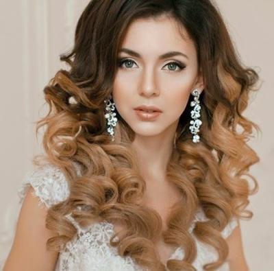 Омбре на волосы средней длины: кому подходит и как смотрится?