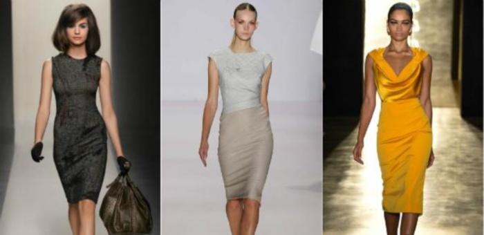 Платье футляр идеальное решение для базового гардероба женщины в 30 лет