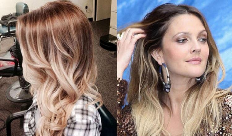 Советы по окрашиванию русых волос в стиле омбре
