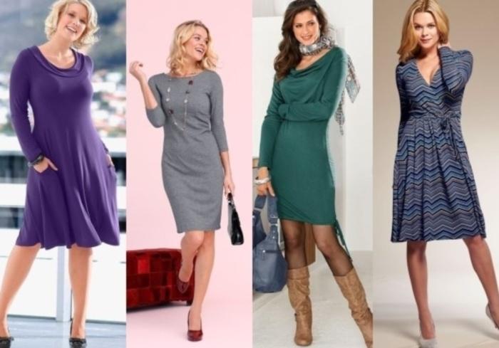 Советы по подбору платья для базового гардероба для женщины после 40