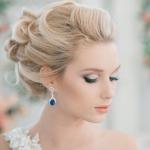Свадебные прически на средние волосы: варианты и советы