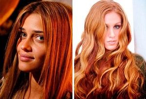 Уход за волосами после мелирования рыжих волос - полезные советы